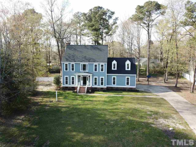 102 Tall Pines Place, Goldsboro, NC 27534 (MLS #2247160) :: The Oceanaire Realty