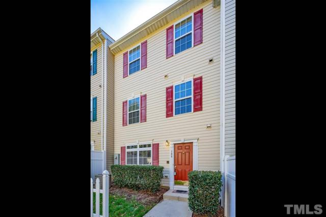 3021 Barrymore Street #108, Raleigh, NC 27603 (#2247164) :: The Jim Allen Group