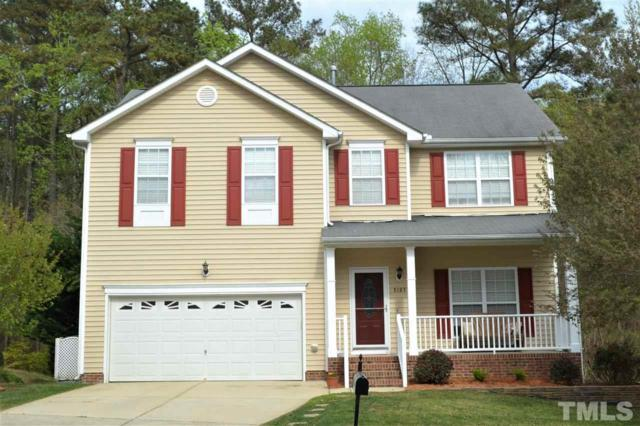 2107 Pilot Mountain Court, Apex, NC 27502 (#2247166) :: The Perry Group