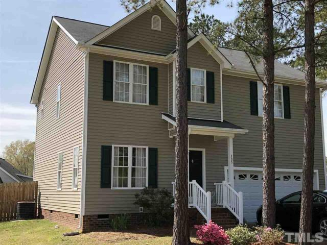 105 Holding Young Road, Youngsville, NC 27596 (#2247185) :: Morgan Womble Group