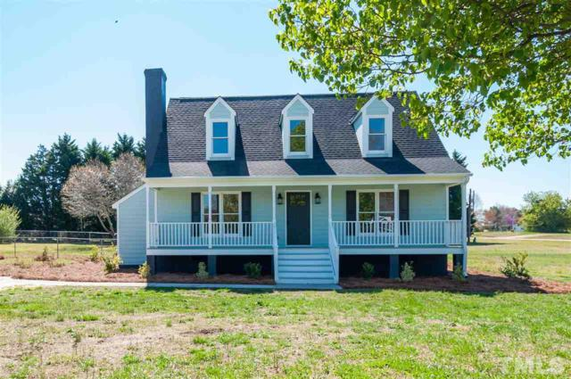 103 Bridle Trail, Youngsville, NC 27596 (#2247229) :: The Perry Group