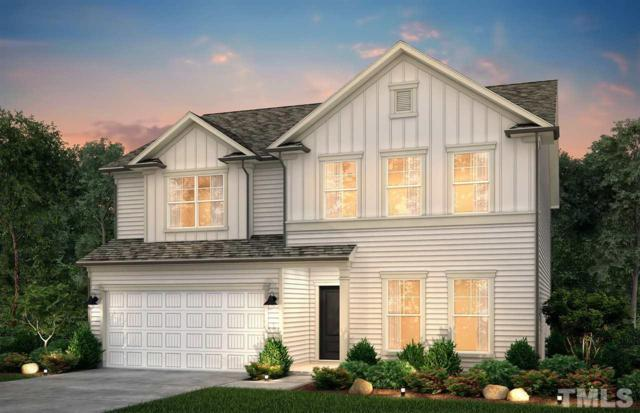 2125 Attend Crossing Lot 88, Fuquay Varina, NC 27592 (#2247233) :: The Perry Group