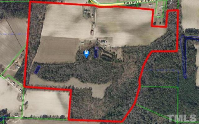 4636 Bryant Pond Road, Dunn, NC 28334 (#2247236) :: The Amy Pomerantz Group