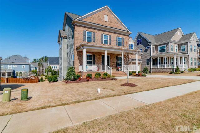 4700 Sunset Fairways Drive, Apex, NC 27539 (#2247278) :: The Perry Group