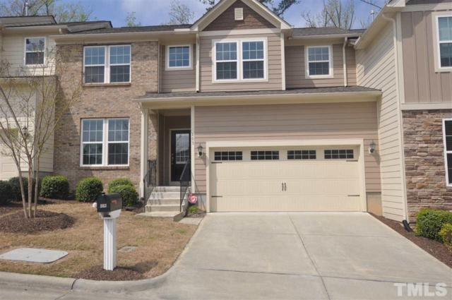 803 Transom View Way, Cary, NC 27519 (MLS #2247283) :: The Oceanaire Realty