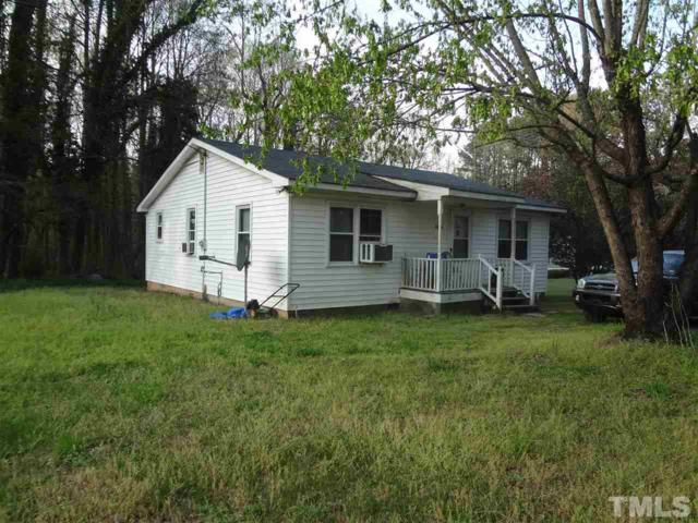 2228 W River Road, Franklinton, NC 27525 (#2247307) :: The Jim Allen Group