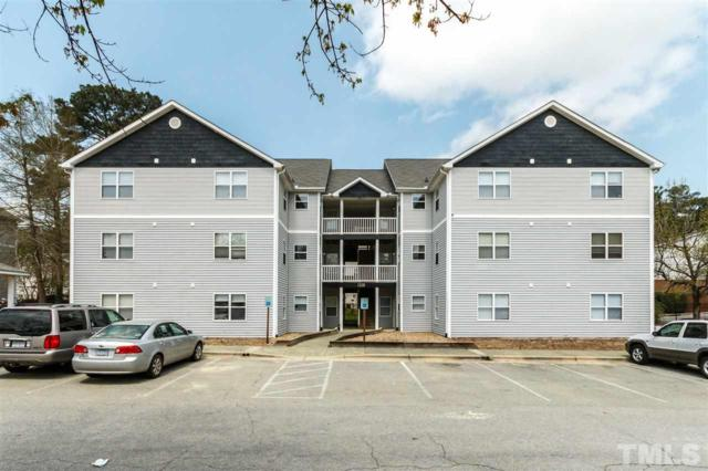 1110 Carlton Avenue #301, Raleigh, NC 27606 (#2247317) :: The Jim Allen Group