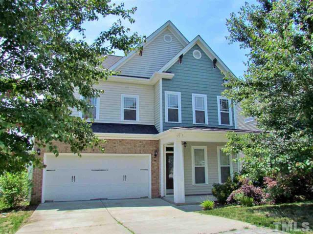 4208 White Kestrel Drive, Raleigh, NC 27616 (#2247357) :: Raleigh Cary Realty