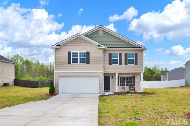 131 Archer Drive, Bunnlevel, NC 28323 (#2247403) :: Dogwood Properties
