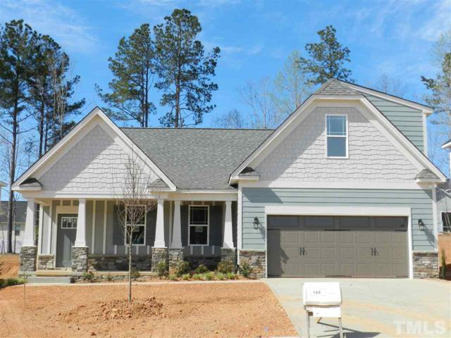 79 Unique Place, Garner, NC 27529 (#2247413) :: The Perry Group