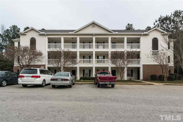 2950 Trailwood Pines Lane #301, Raleigh, NC 27603 (#2247426) :: The Jim Allen Group