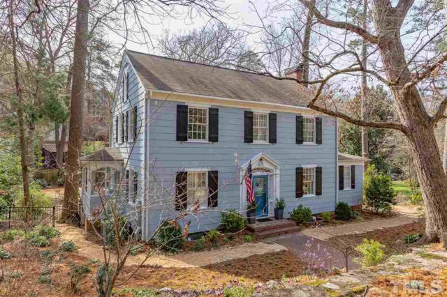 215 W University Drive, Chapel Hill, NC 27516 (#2247455) :: The Beth Hines Team
