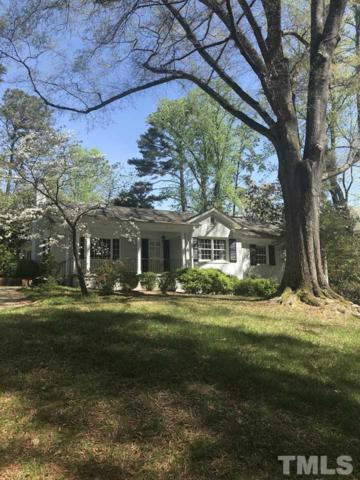 119 Pasquotank Drive, Raleigh, NC 27609 (#2247483) :: The Jim Allen Group
