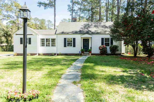 609 Piedmont Avenue, Rocky Mount, NC 27803 (#2247500) :: The Perry Group