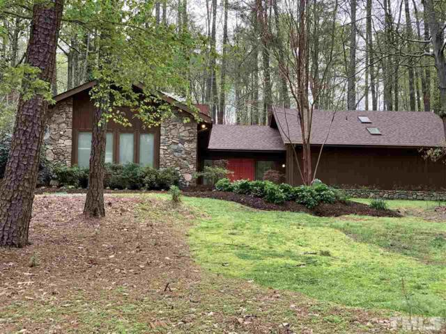 8 Wedgewood Road, Chapel Hill, NC 27514 (#2247513) :: The Perry Group