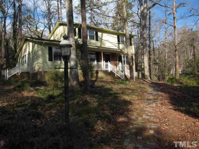 321 Glendale Drive, Chapel Hill, NC 27514 (#2247539) :: The Perry Group