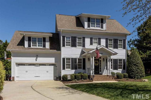 1101 Colonial Club Road, Wake Forest, NC 27587 (#2247616) :: Spotlight Realty