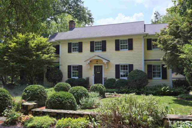 720 Gimghoul Road, Chapel Hill, NC 27514 (#2247682) :: The Perry Group