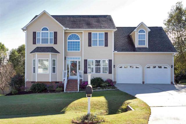 203 Majestic Oak Drive, Garner, NC 27529 (#2247690) :: The Perry Group