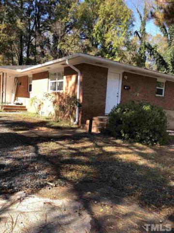 1208 Rosedale Avenue, Durham, NC 27707 (#2247758) :: Spotlight Realty