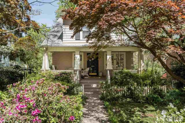 2303 Byrd Street, Raleigh, NC 27608 (#2247802) :: Marti Hampton Team - Re/Max One Realty
