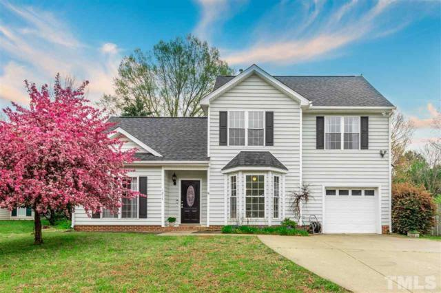 1213 Mondavi Woods Court, Wake Forest, NC 27587 (#2247813) :: The Perry Group