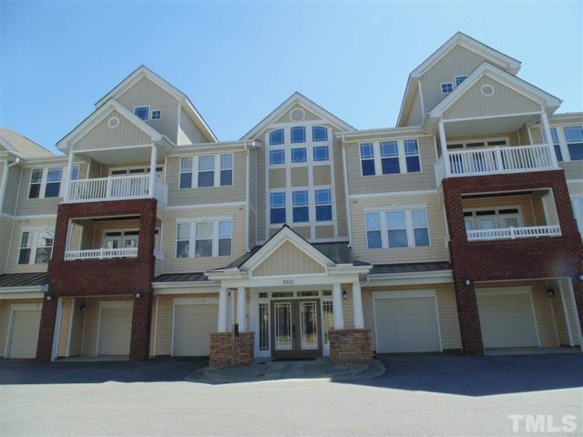 2810 Bedford Green Drive #304, Raleigh, NC 27604 (#2247825) :: M&J Realty Group