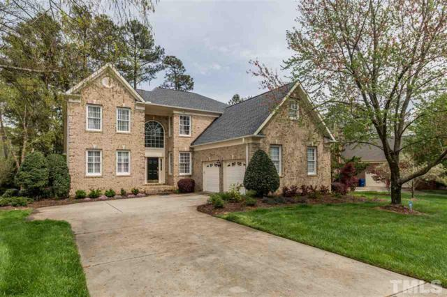 8916 Winged Thistle Court, Raleigh, NC 27617 (#2247866) :: The Jim Allen Group