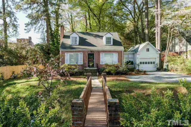 1209 Williamson Drive, Raleigh, NC 27608 (#2247875) :: Dogwood Properties