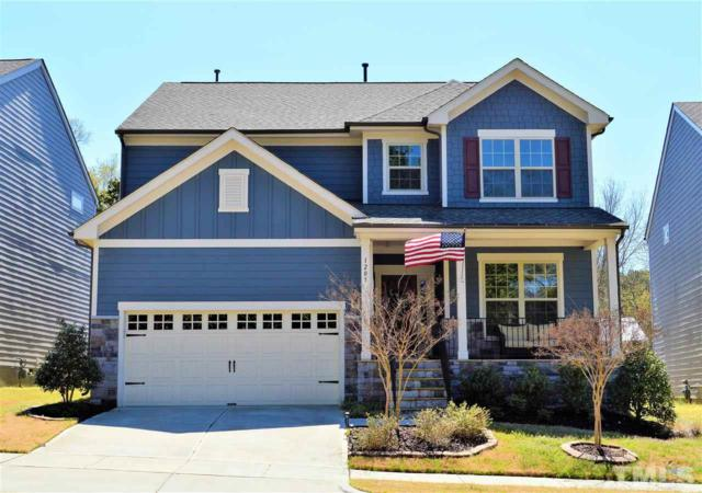 1205 Magnolia Row Trail, Apex, NC 27502 (#2247892) :: The Perry Group