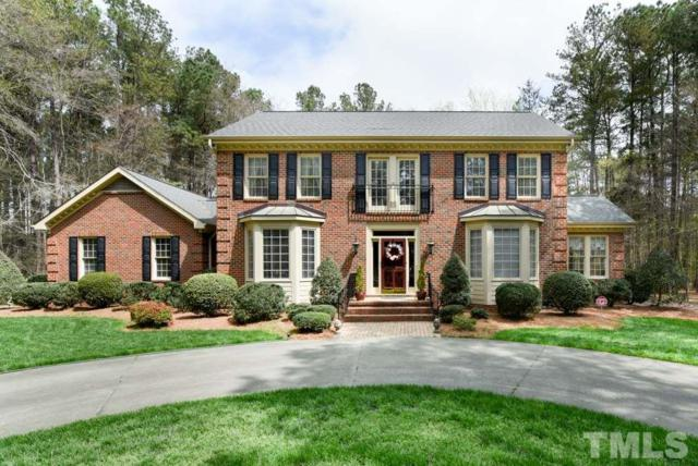 113 Nottingham Drive, Chapel Hill, NC 27517 (#2247919) :: The Perry Group