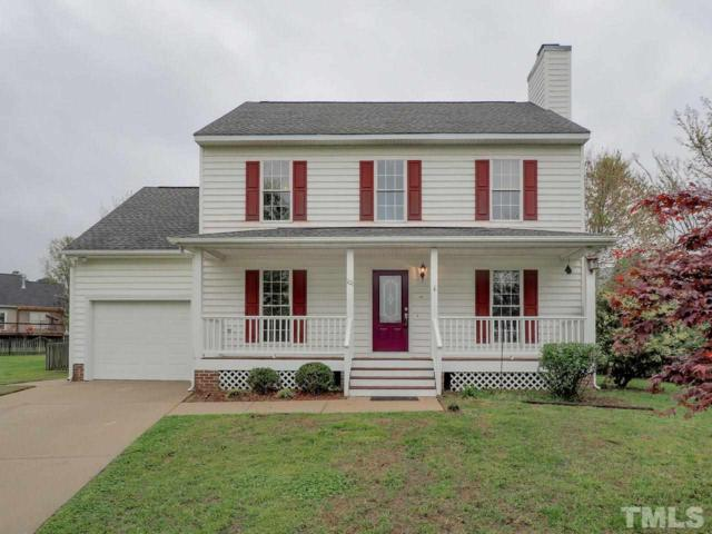 101 Uphill Court, Holly Springs, NC 27540 (#2247922) :: Dogwood Properties