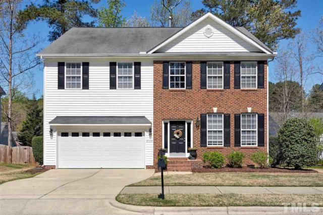 2108 Rocky Mountain Way, Apex, NC 27502 (#2247925) :: The Perry Group
