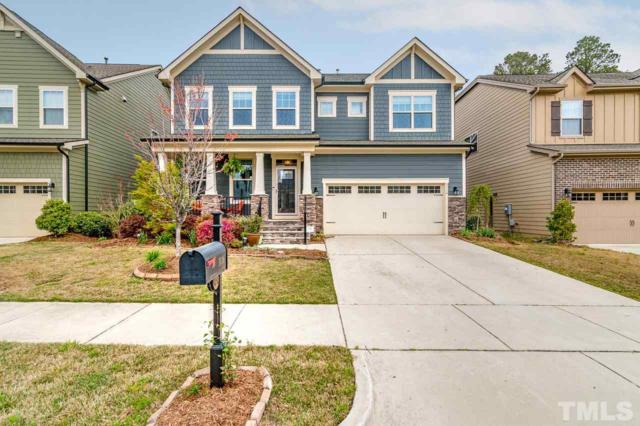 3116 Bluff Oak Drive, Cary, NC 27519 (#2247928) :: The Jim Allen Group
