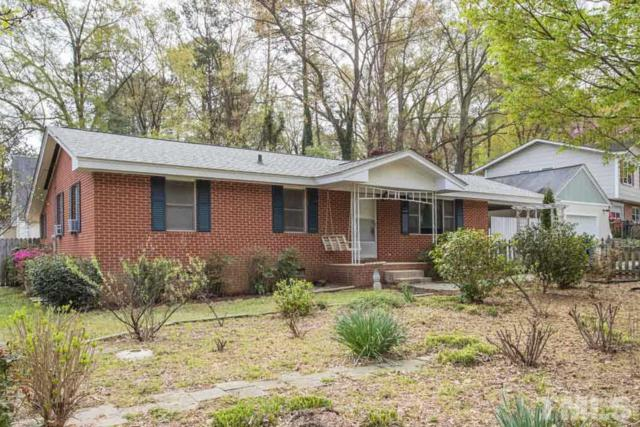 3540 Brentwood Road, Raleigh, NC 27604 (#2247930) :: The Perry Group