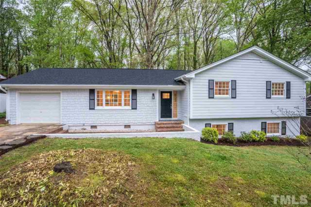 6713 Brookhollow Drive, Raleigh, NC 27615 (#2247994) :: The Perry Group