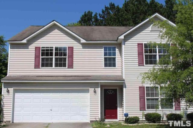 3936 Tyler Bluff Lane, Raleigh, NC 27616 (#2248005) :: Spotlight Realty