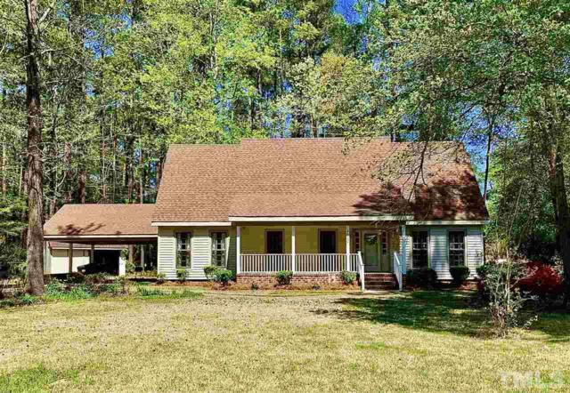 4610 N Pinehurst Drive, Wilson, NC 27896 (#2248088) :: The Perry Group
