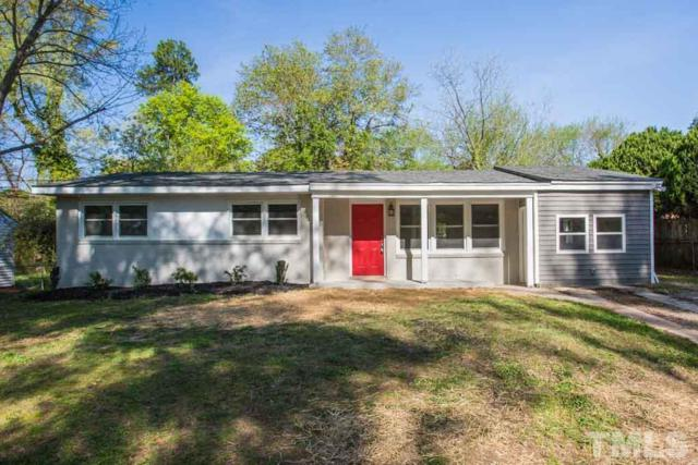 920 Beverly Drive, Raleigh, NC 27610 (#2248097) :: Raleigh Cary Realty