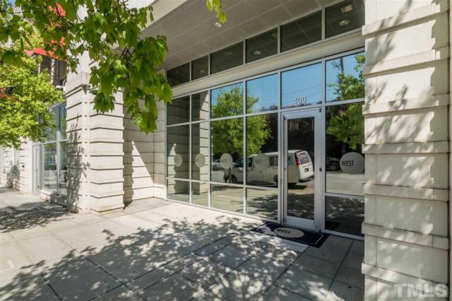 400 W North Street #604, Raleigh, NC 27603 (#2248114) :: The Jim Allen Group