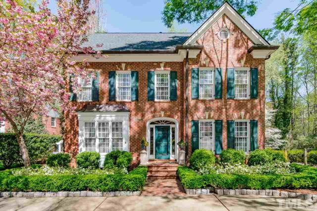 407 Forsyth Street, Raleigh, NC 27609 (#2248144) :: The Jim Allen Group
