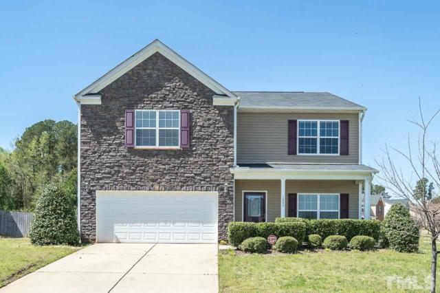 1233 Partington Street, Wake Forest, NC 27587 (#2248178) :: The Perry Group