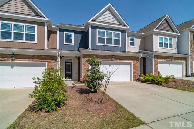 5340 Jessip Street, Morrisville, NC 27560 (#2248192) :: The Perry Group