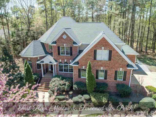 7213 Donneeford Road, Wake Forest, NC 27587 (#2248229) :: The Perry Group