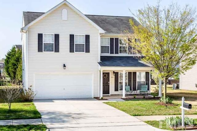 921 Fulworth Avenue, Wake Forest, NC 27587 (#2248264) :: The Perry Group