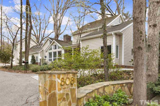 808 E Franklin Street, Chapel Hill, NC 27514 (#2248300) :: Raleigh Cary Realty