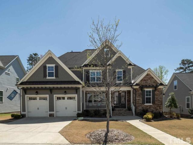1101 Woodland Grove Way, Wake Forest, NC 27587 (#2248313) :: The Jim Allen Group