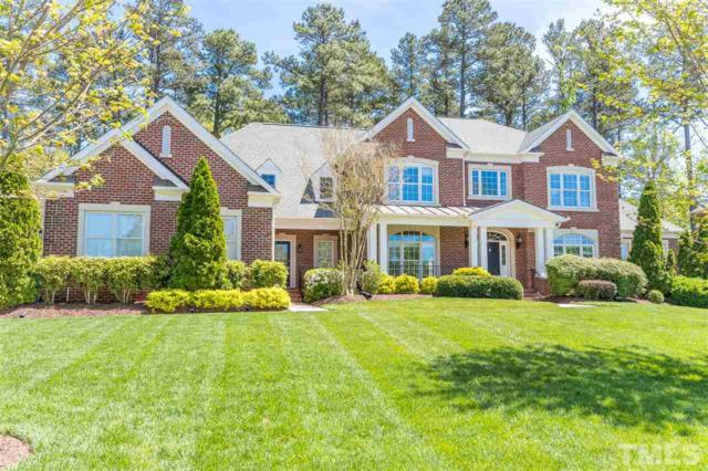 11405 Empire Lakes Drive, Raleigh, NC 27617 (#2248335) :: The Jim Allen Group