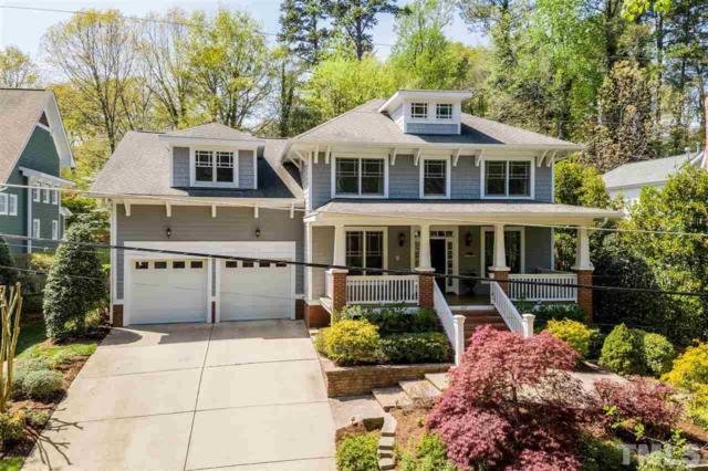 1407 Nottingham Road, Raleigh, NC 27607 (#2248339) :: Dogwood Properties
