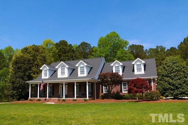 4945 Trotter Drive, Raleigh, NC 27603 (#2248343) :: The Perry Group